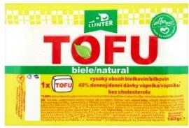 Alfa Bio Lunter Tofu biele natural 180g