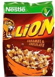 Nestlé Raňajkové Cereálie Lion 500g