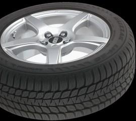 Bridgestone Blizzak LM-25 4x4 255/60 R17 106H