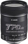 Canon EF-S 18-135mm f/ 3.5-5.6 IS USM - 379,00 €, porovnanie