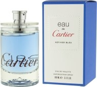 Cartier Eau de Cartier Vetiver Bleu 100ml
