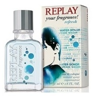 Replay Your Fragrance! Refresh 30ml - cena, porovnanie
