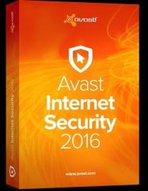 Avast Internet Security 1 PC 2 roky