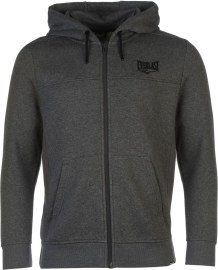 Everlast Lined Zipped Hoody