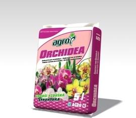 Agro CS Substrát pre orchidey 5l