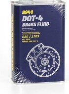 Mannol DOT-4 Break Fluid 1l