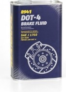 Mannol DOT-4 Brake Fluid 0.5l