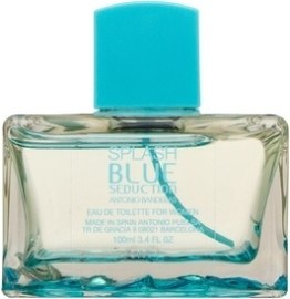 Antonio Banderas Splash Blue Seduction 10ml