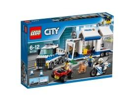 Lego City - Mobilné veliteľské centrum 60139