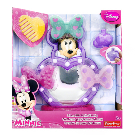 Fisher Price Disney - Minnie toaletný stolík