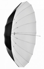 Walimex Reflex Umbrella Black White 180cm