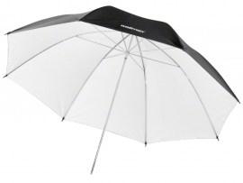 Walimex Pro Reflex Umbrella Black White 84cm