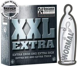Secura XXL Extra 24ks