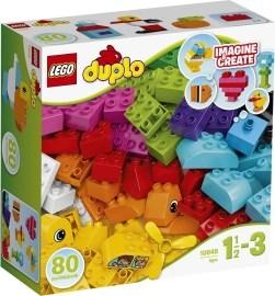 Lego Duplo - Moje prvé kocky 10848