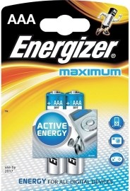 Energizer Maximum LR03 2BP