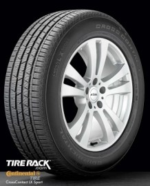 Continental ContiCrossContact LX Sport 255/60 R18 112V