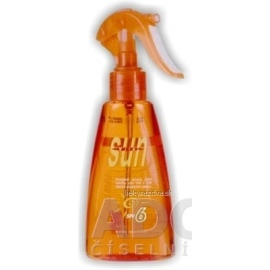 Vivaco Sun Vital Oil SPF6 200ml