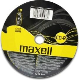 Maxell CD-R 700MB 10ks