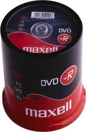 Maxell DVD-R 4.7GB 100ks