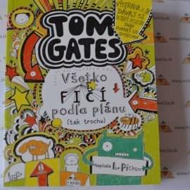 Tom Gates 3: Všetko fičí podľa plánu (tak trochu)