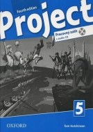 Project 4th Edition 5 WB + CD (SK Edition) + Online Practice