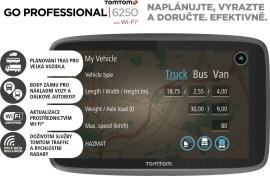 TomTom GO Professional 6250 EU