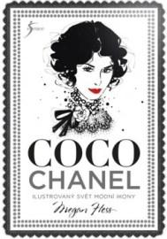 Coco Chanel – ilustrovaný svět módní ikony