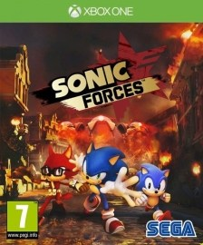 Sonic Forces D1 Edition