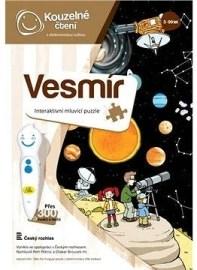 Albi  Kúzelné čítanie - Puzzle vesmír