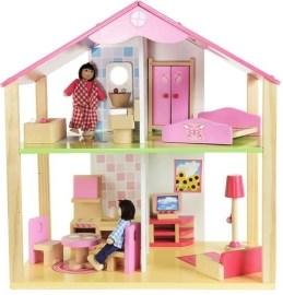 Simba  Drevený domček pre bábiky