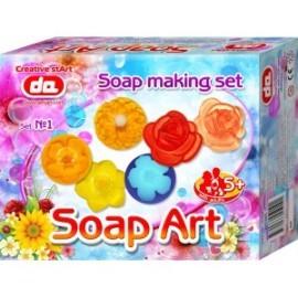 Detiart  Výroba mydiel – Kvet