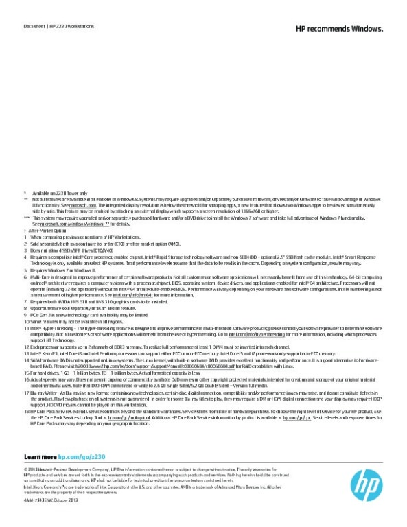 HP Z6 G4 2WU46EA | Pricemania