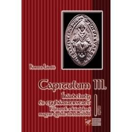 Capitulum III.