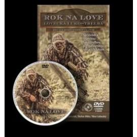 Rok na love - Lovecká lukostreľba+DVD 2. vydanie