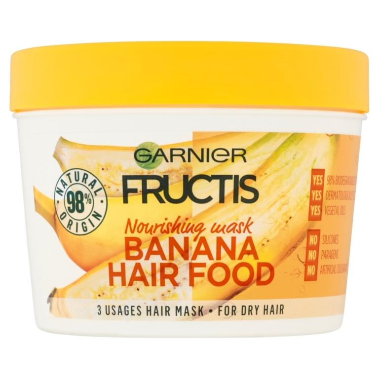 Garnier Fructis Banana Hair Food 390ml od 5 7c0edda4b5d