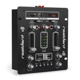 Resident DJ DJ-25