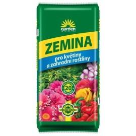 Forestina Zemina pre kvety a záhradné rastliny 20l