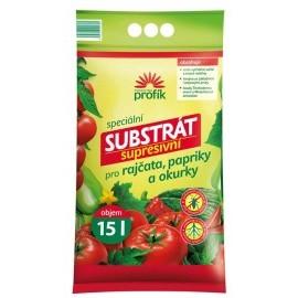 Forestina Substrát supresívne pre paradajky papriky a uhorky 15l