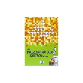 Mit Kreuzwortratseln Deutsch Lernen - Book 2 + DVD-Rom