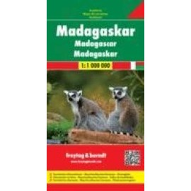 Madagaskar mapa 1:1mil AK201 FB