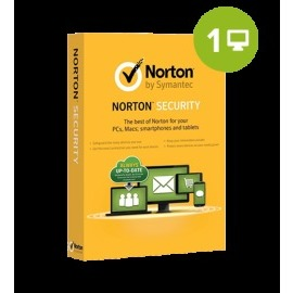 Symantec Norton Security Standard 2018 1 PC 1 rok