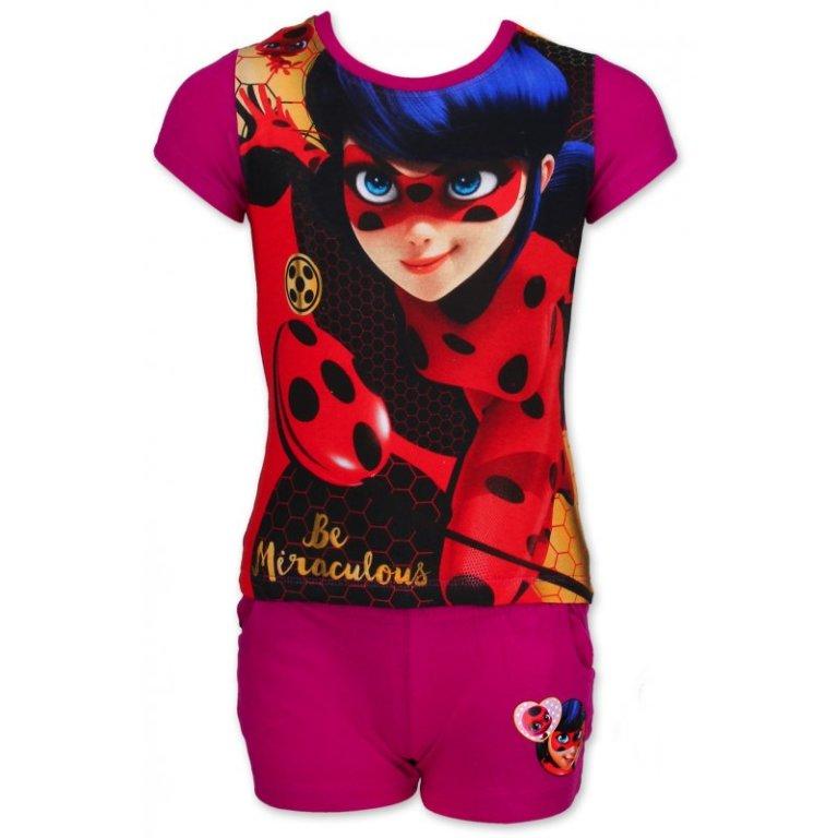fc7df473a8ddf Setino Ladybug dievčenská letná súprava od 12,20 € | Pricemania