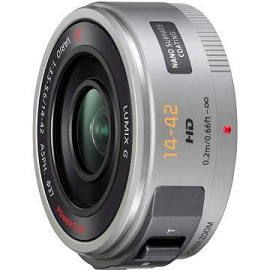 Panasonic Lumix G X Vario PZ 14–42mm f/3.5-5.6 ASPH. POWER O.I.S.