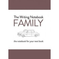 Writing Notebook - Family The notebook for your next book - cena, porovnanie