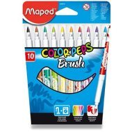 Maped  Color Peps Brush, 10 farieb