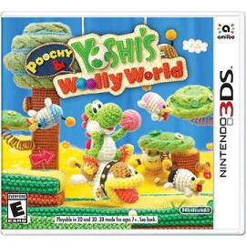 Pooch & Yoshis Woolly World