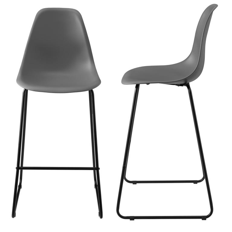 0525be33b00fb En Casa Dizajnové barové stoličky 2 kusová sada od 93,30 € | Pricemania