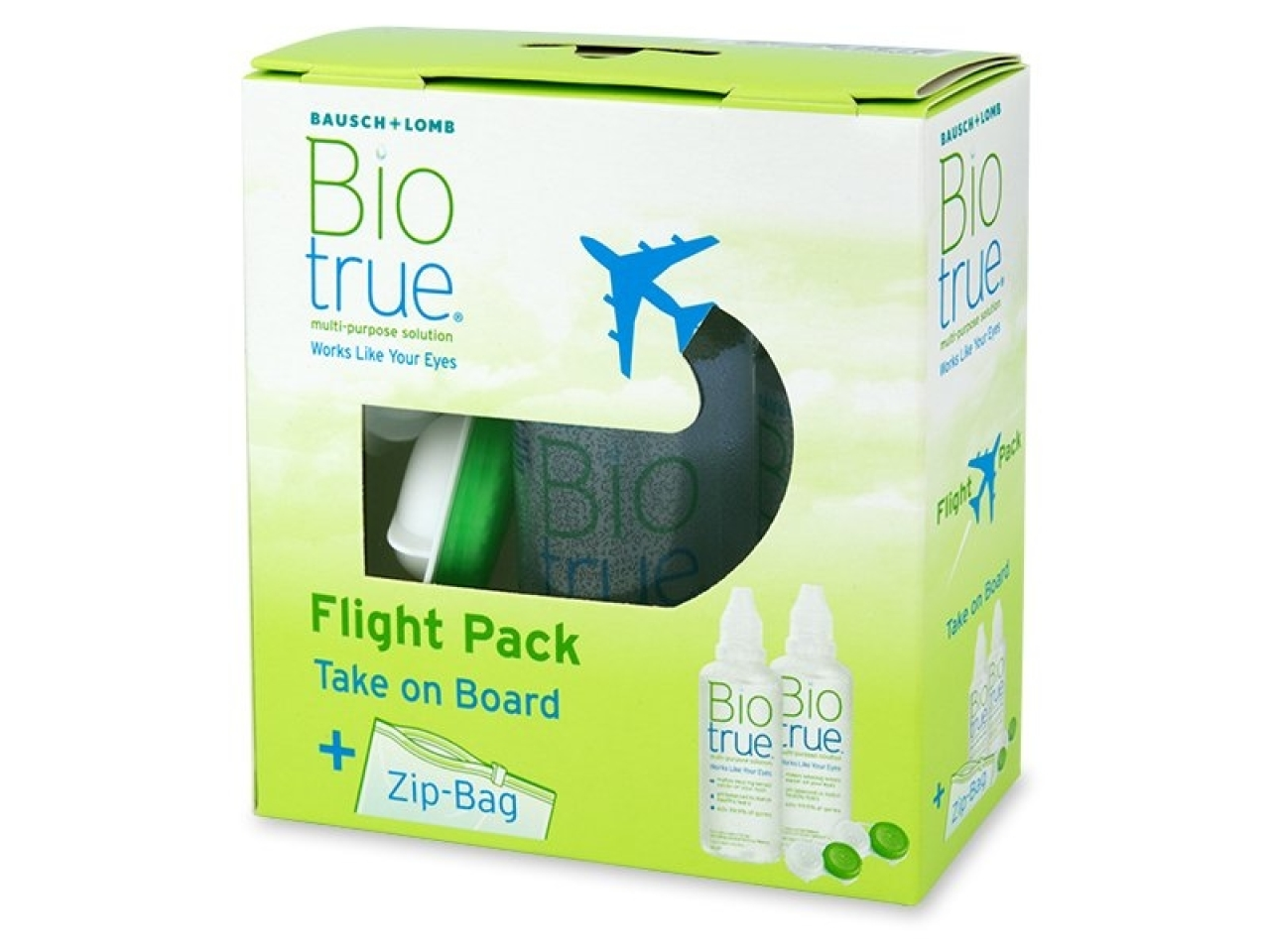 4dc894b7a Bausch & Lomb Biotrue Flight Pack 2x60ml od 5,88 € | Pricemania
