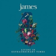 James - Living In Extraordinary Times (Deluxe) 2LP