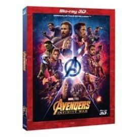 Avengers: Infinity War 2BD (3D+2D) Limitovaná sběratelská edice